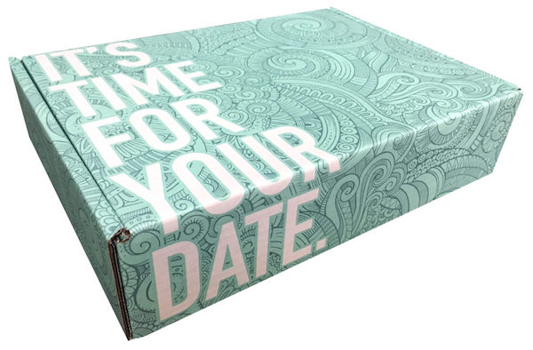 Branded Shipping Boxes Datebox